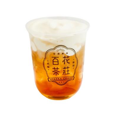 ミルクフォームほうじ茶