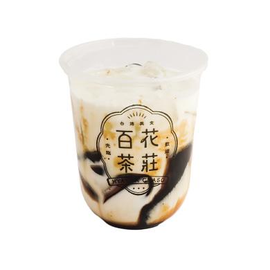 黒糖仙草ミルク