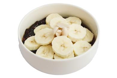 バナナ豆花